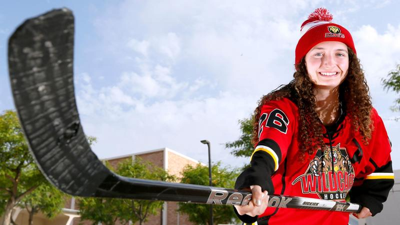 CA H.S.: Soon-to-be Hoover Grad Will Play Hockey For King's College - Glendale News-Press