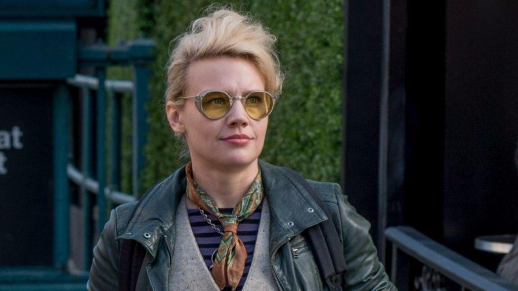 """Kate McKinnon in """"Ghostbusters."""""""