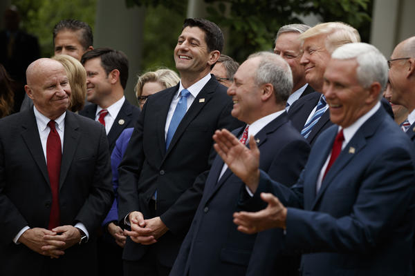 Millions would lose health coverage under House-passed bill, new CBO analysis finds