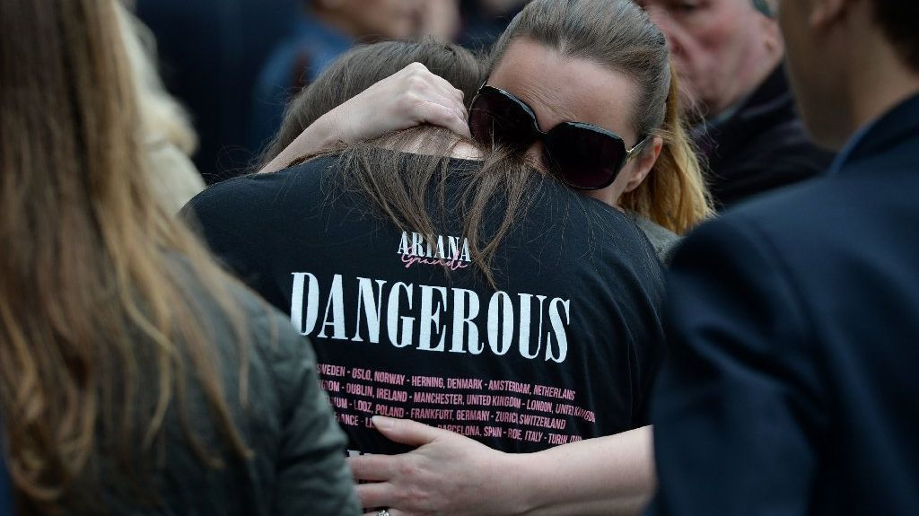 Polish couple among those killed in Manchester blast