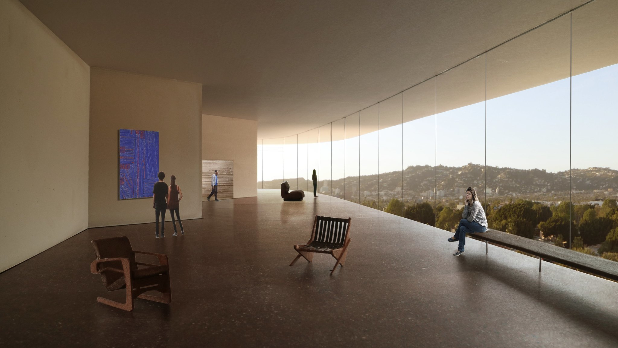 The New Lacma Plans Call For Radical Change To How We See