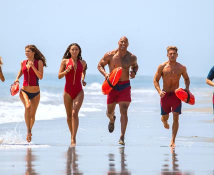 Don't hate them because they're beautiful: How 'Baywatch' owns its dumbness and rises from the surf