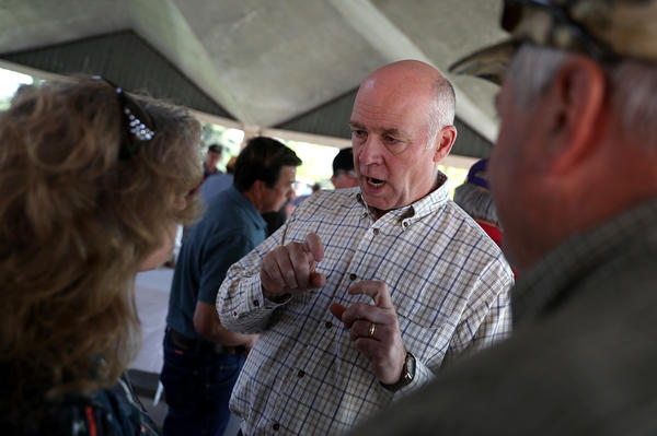 Republican candidate in Montana special election accused of body-slamming reporter