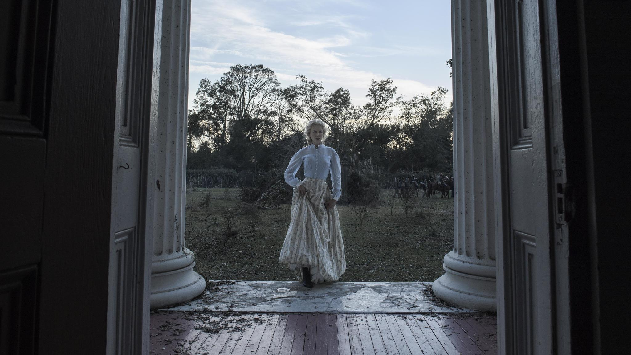 "Nicole Kidman in the film ""The Beguiled."""