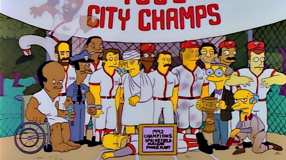 D Oh Homer Simpson Is Headed To Baseball S Hall Of Fame