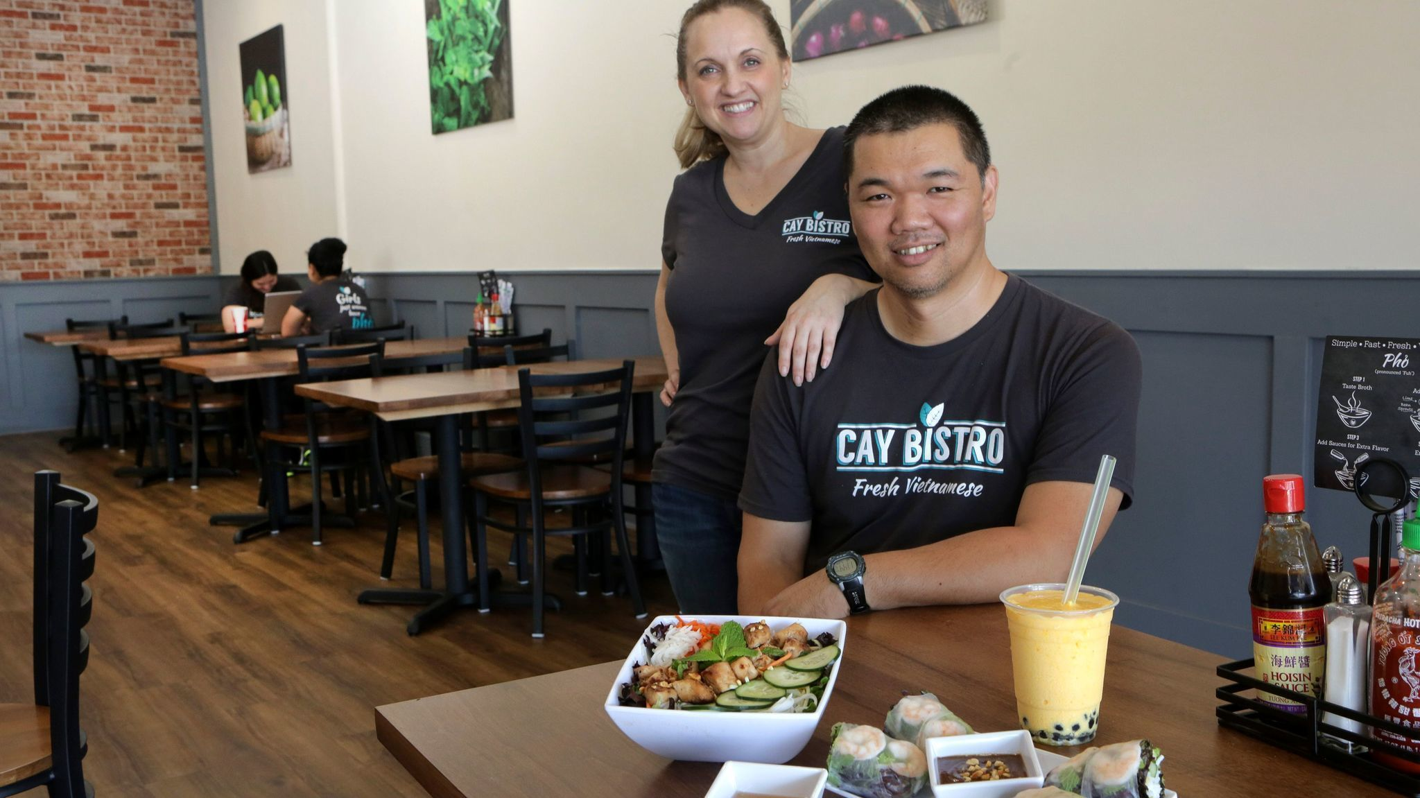 Couple aim to demystify Vietnamese food