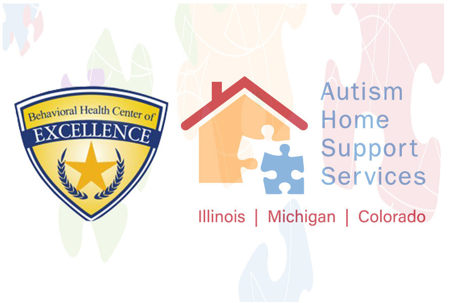 Metro Chicago's Autism Home Support Services Earns Award of Distinction from the Behavioral Health Center of Excellence - Northbrook Star