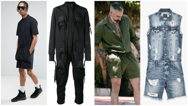 Considering a guy romper? Here are 12 styles worth a look