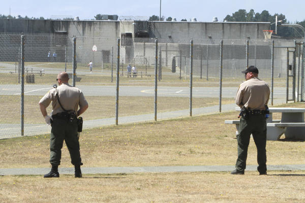 California guards and inmates are recovering after a mass attack