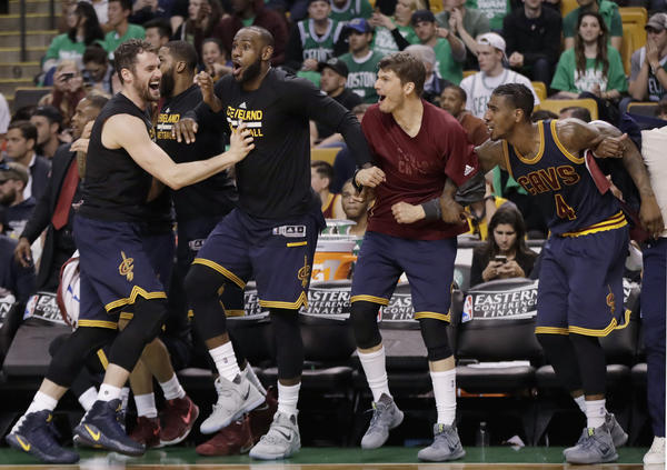 Cavaliers back in NBA Finals after 135-102 win over Celtics in Game 5 news