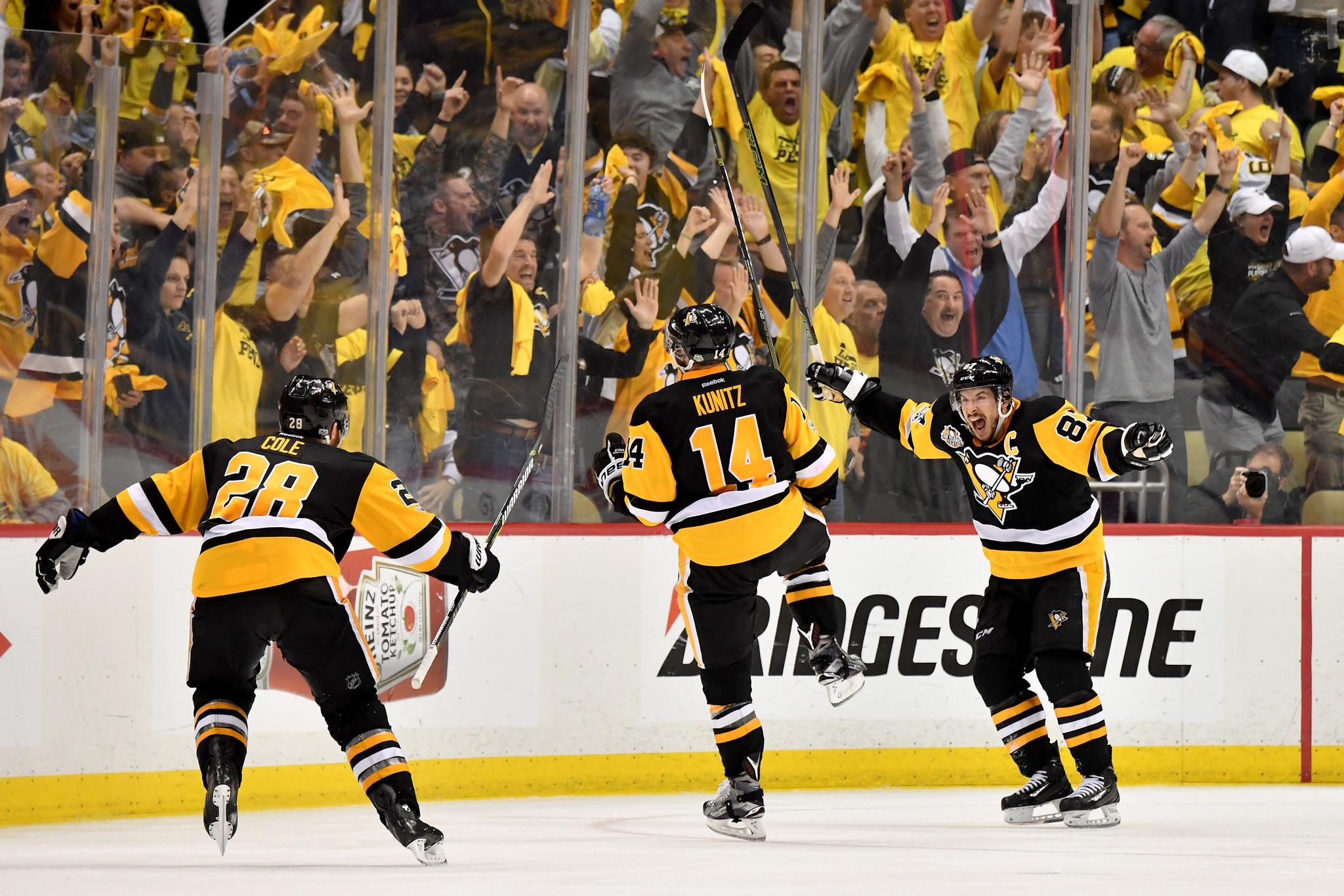 NHL Pre-Game Notes: Pittsburgh Penguins vs. Ottawa Senators