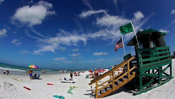 Dr. Beach selects 2017's 10 best beaches in the U.S. One is in California