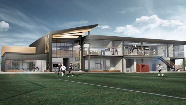 LAFC's $30-million commitment to training complex at Cal State L.A. is third-highest in MLS history
