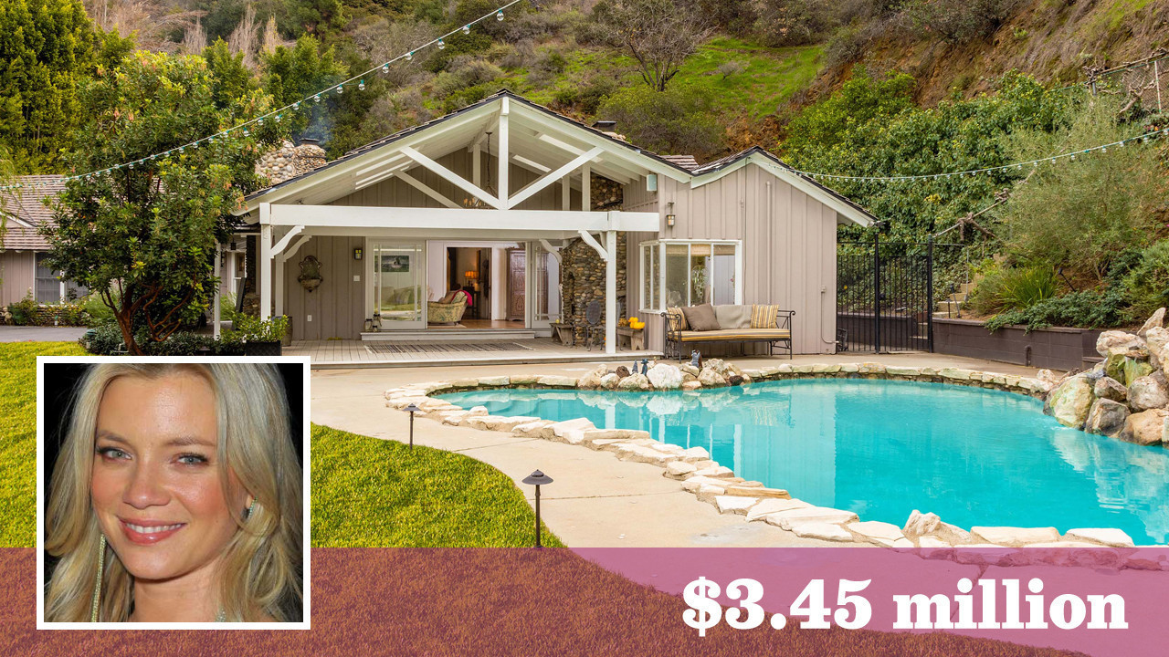 amy smart and carter oosterhouse bid adieu to ranch style home in