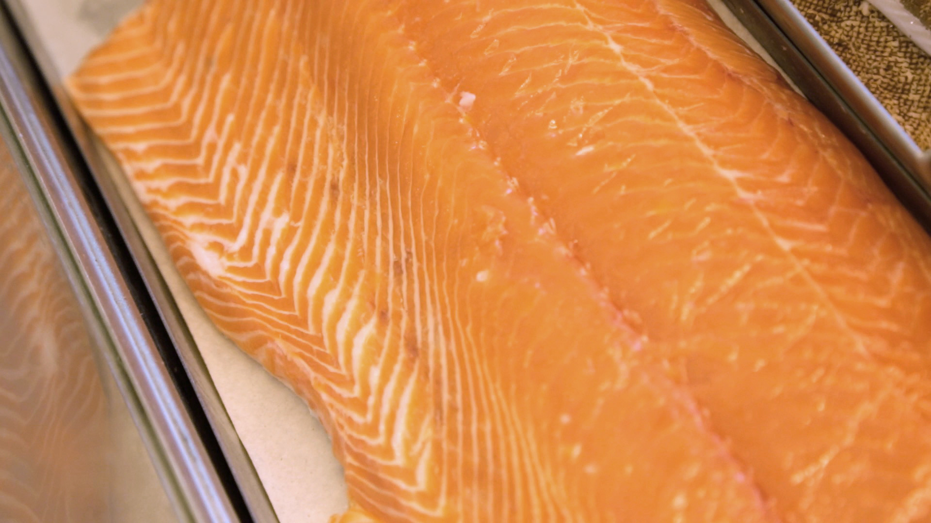 Wild king salmon is a good choice for salmon lovers.