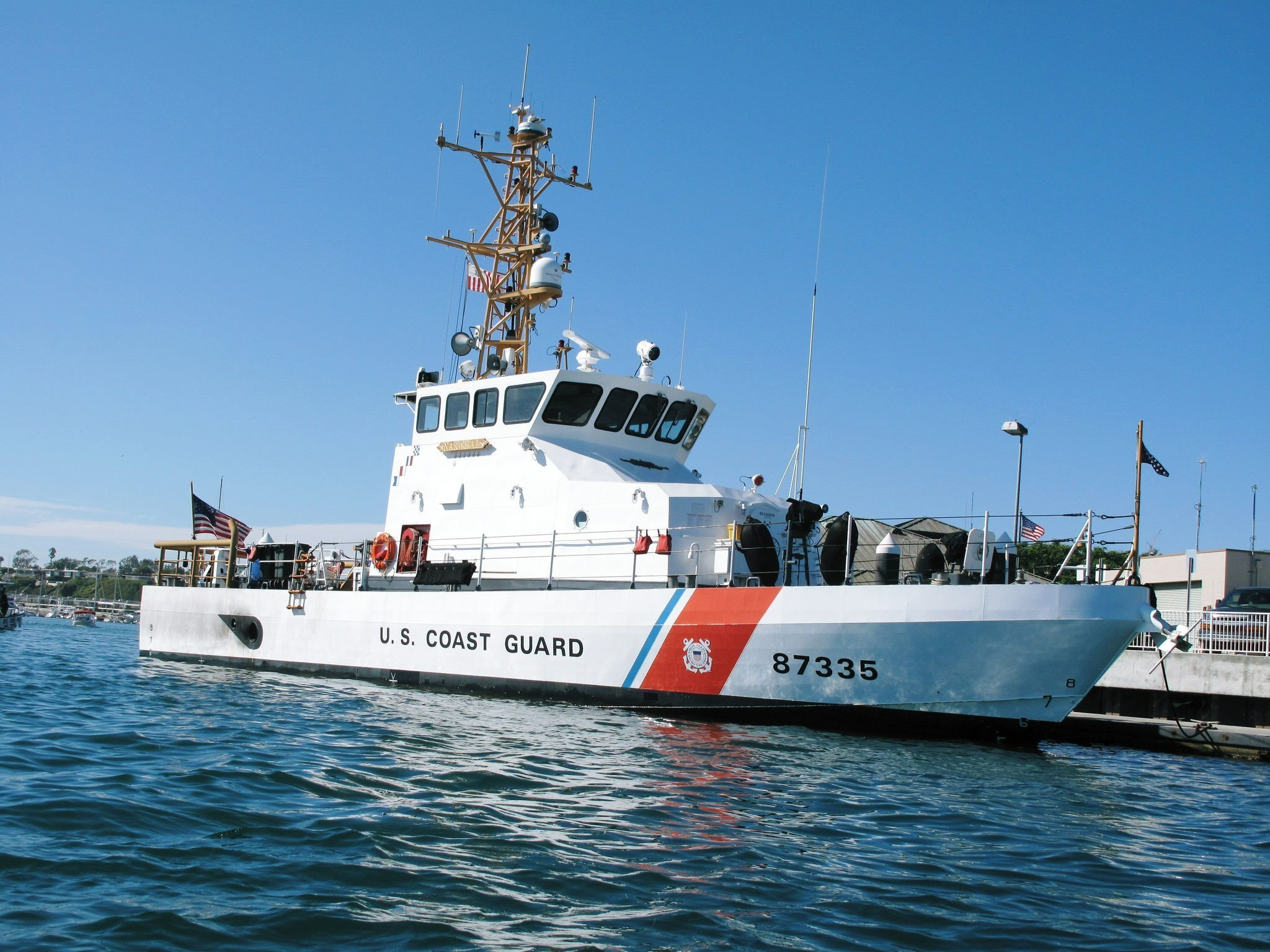 Narwhal, a Coast Guard cutter with a proud history, is ...