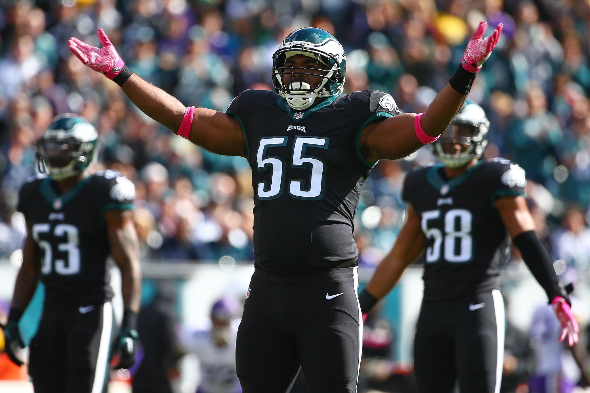 Brandon Graham ready to mentor Eagles teammate Derek Barnett The