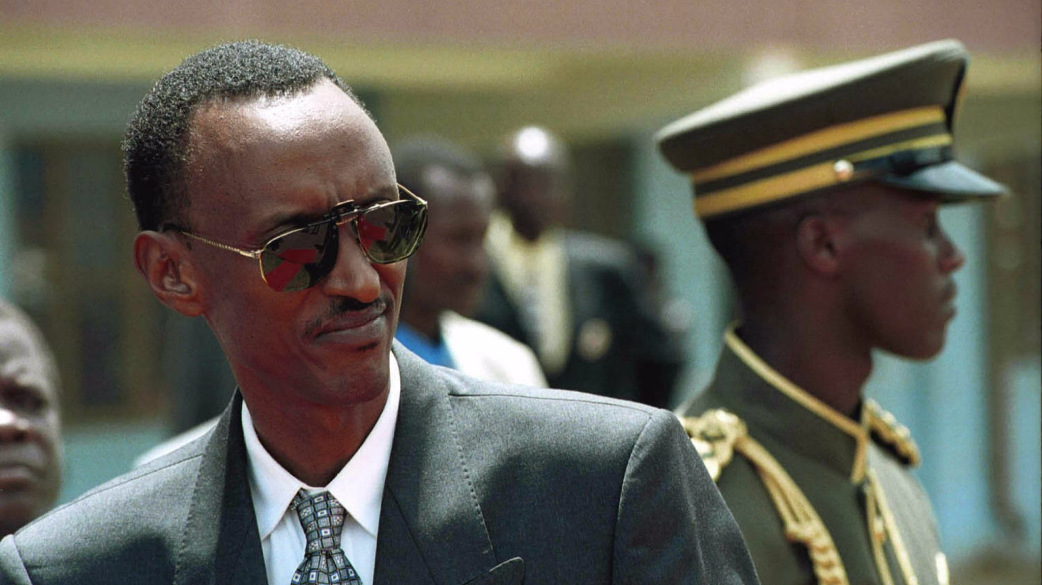 "Rwandan President Paul Kagame will face little competition at elections when he seeks a third seven-year term in August, but he rejects criticisms of authoritarianism, saying they come ""from Westerners drunk on their own values."""