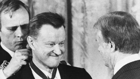 Zbigniew Brzezinski, President Carter's national security advisor, dies