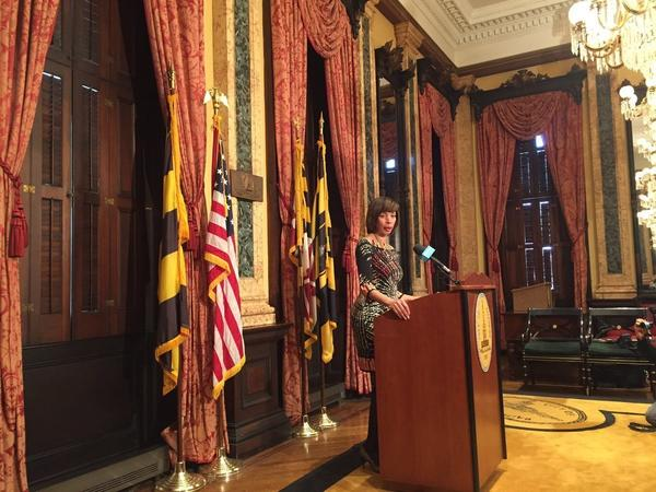 Pugh to explore removing Confederate monuments in Baltimore