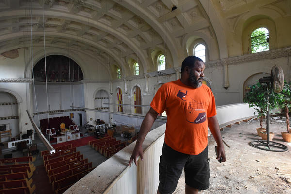 Swept up in city tax sales, Baltimore churches at risk of losing property to California investor