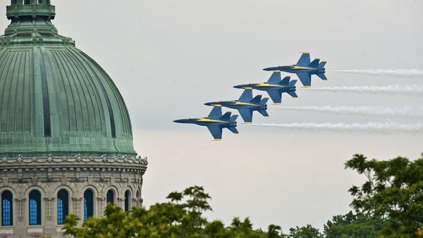 jimmy debutts  blue angels offer opportunity to strengthen