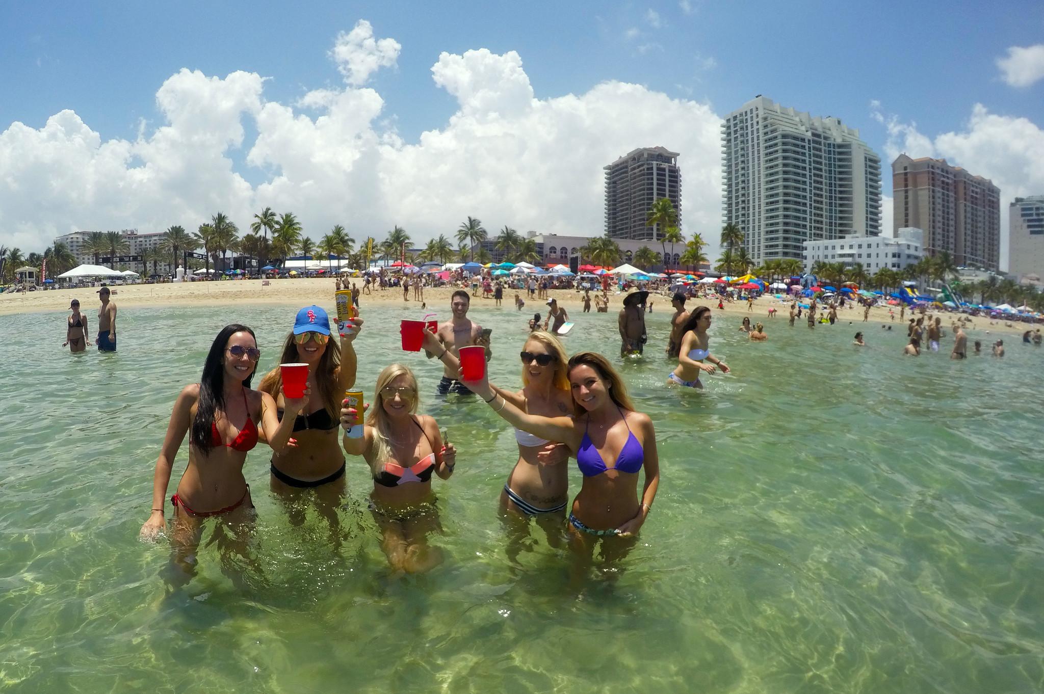 Water Temperature Miami South Beach