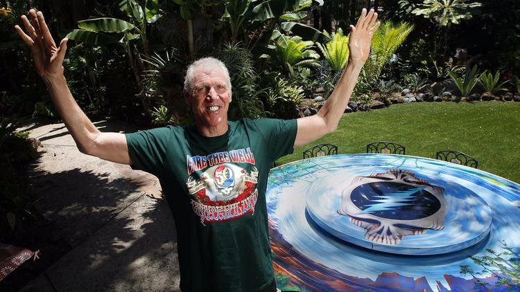 San Diego basketball legend Bill Walton was only 14 when the Summer of Love took place in 1967, but
