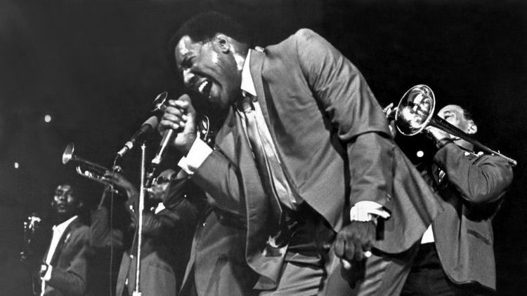 Soul vocal great Otis Redding delivered a standout performance at the Monterey International Pop Fes