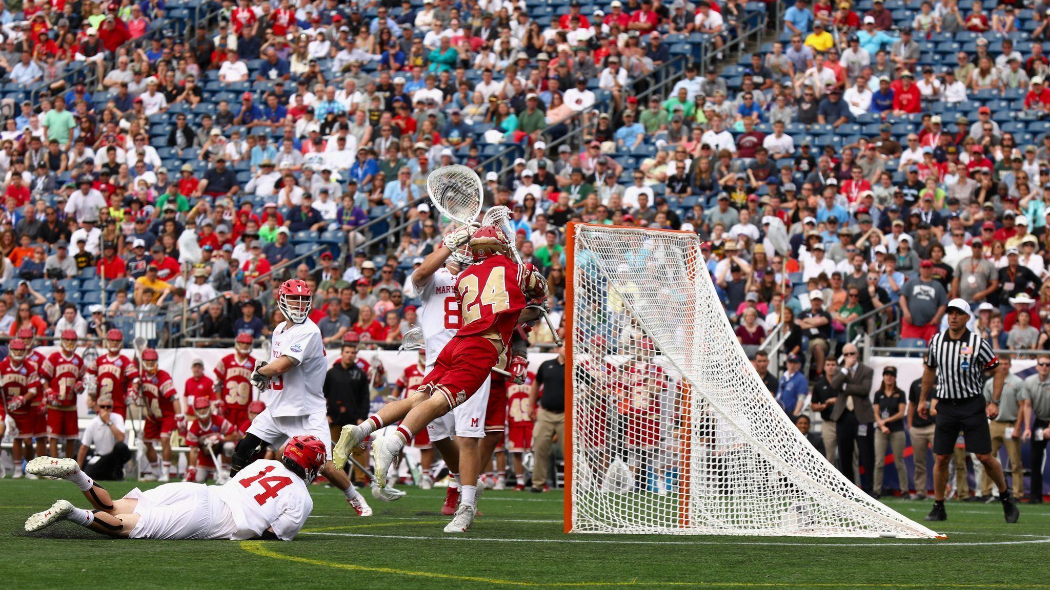 Postscript From Denver Vs Maryland Mens Lacrosse