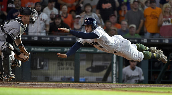 Orioles suffer sixth straight defeat and 12th in 15 games, 5-2 to Astros