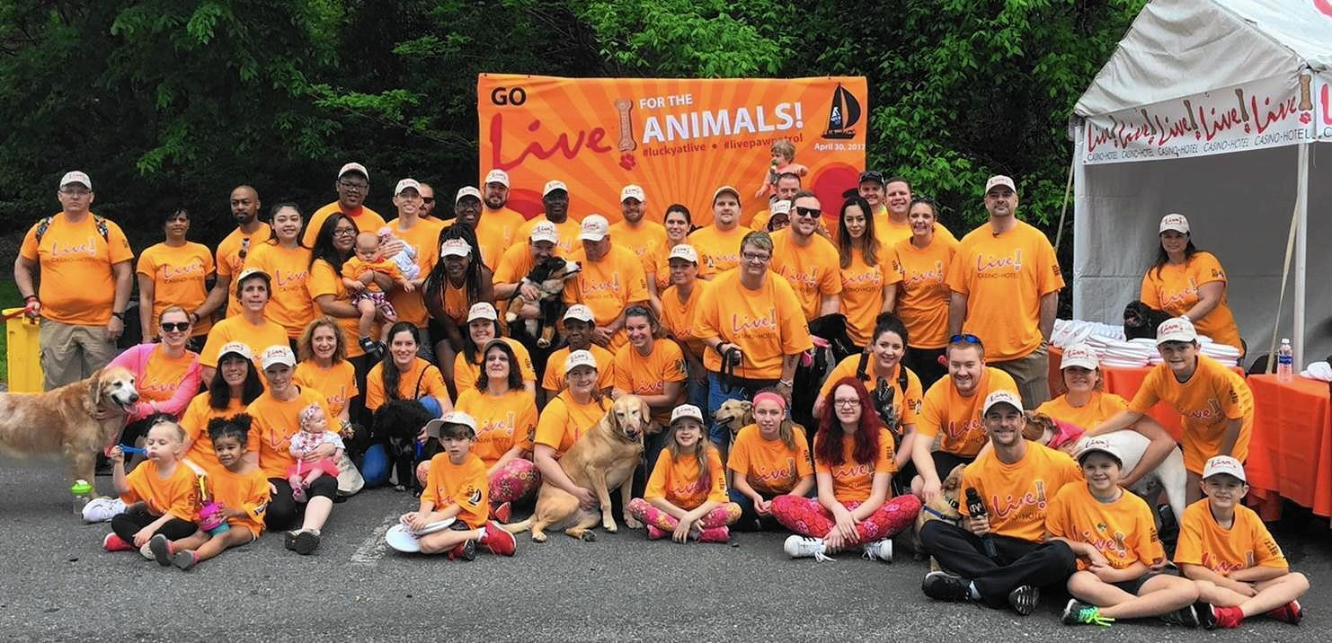 Maryland Spca Dog Walk