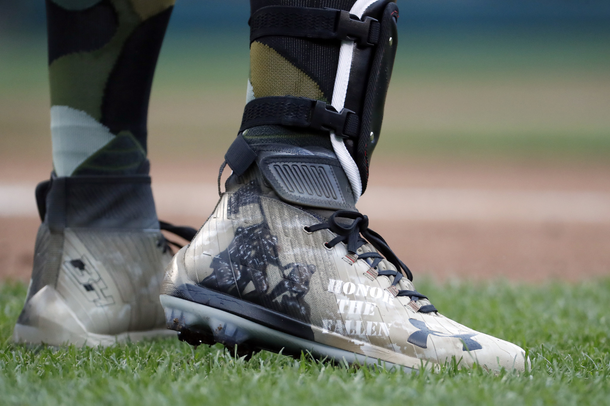 Photos Washington Nationals Bryce Harper S Memorial Day Shoes