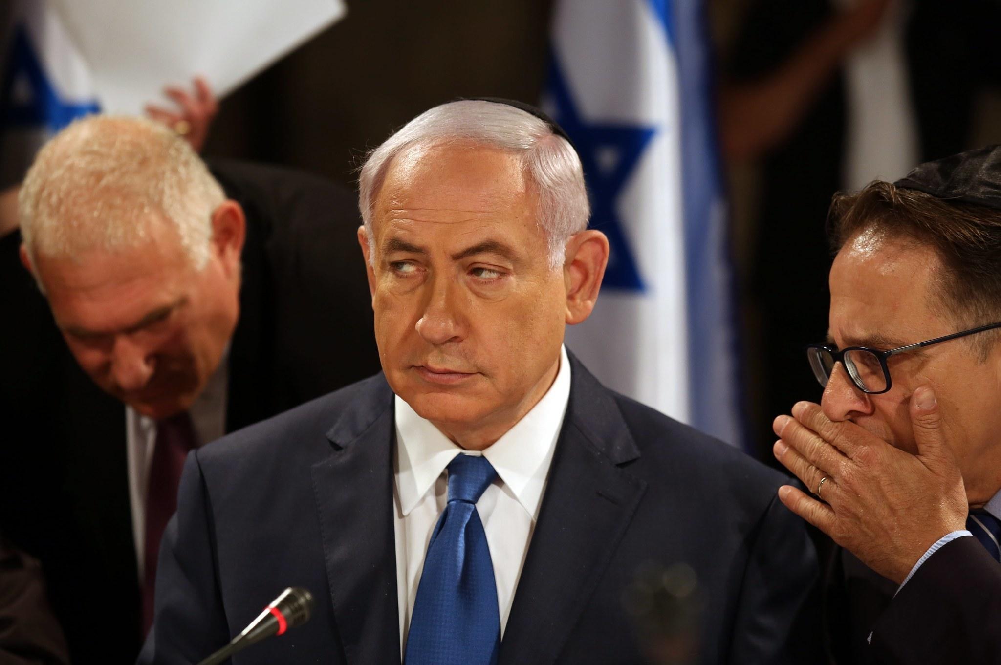 Benjamin Netanyahu: Palestinian Authority, international leaders must condemn attack - Israel News - Jerusalem Post