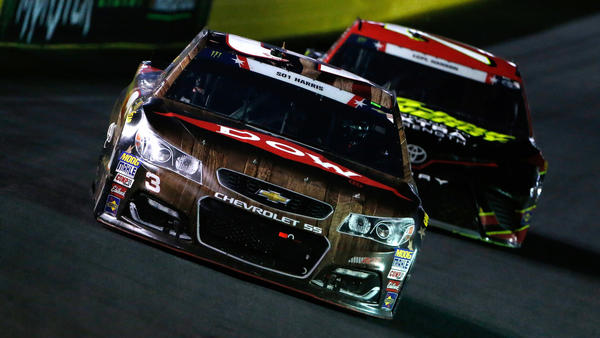 Austin Dillon wins Coca-Cola 600 for first NASCAR Cup victory