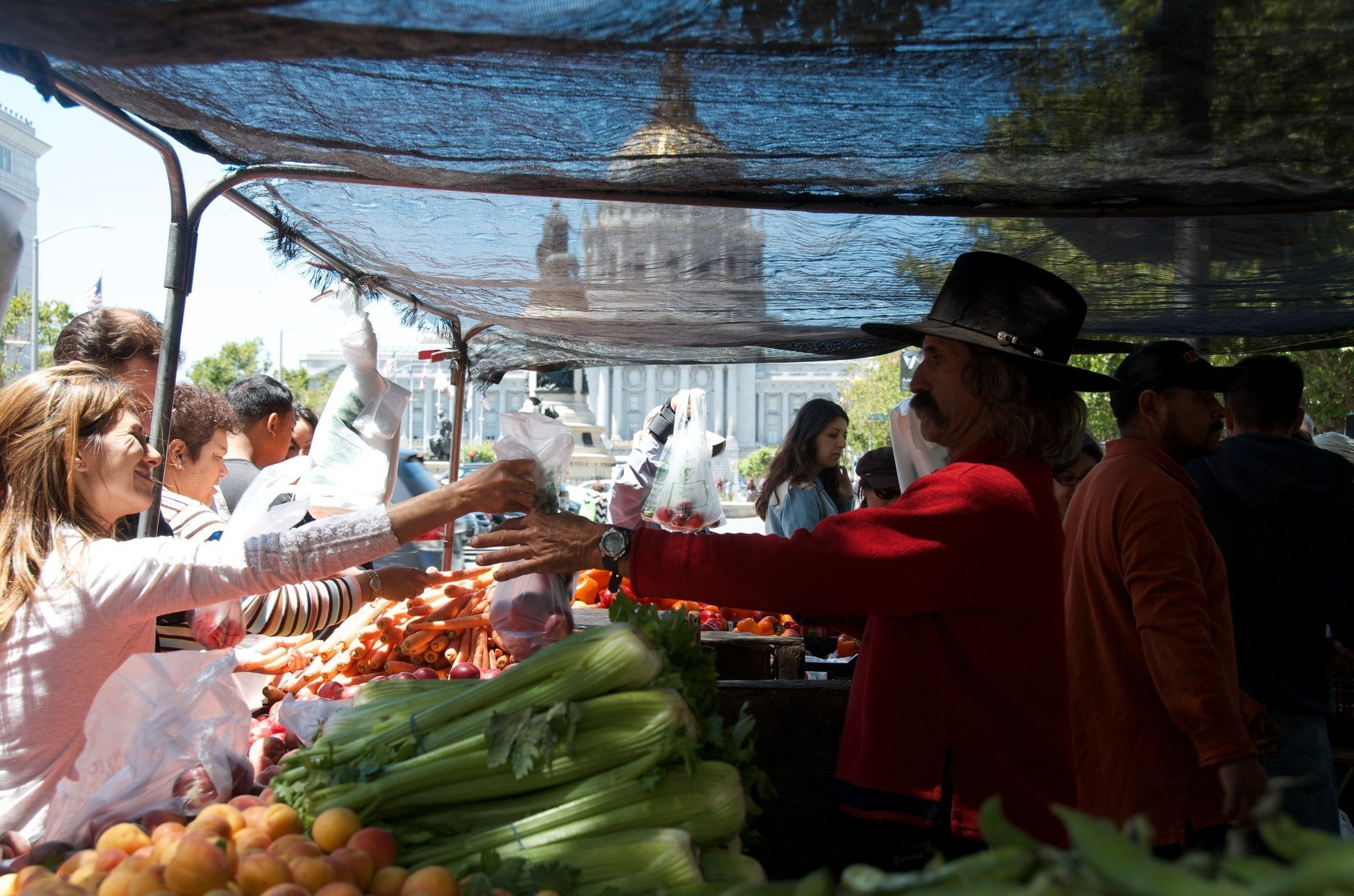 How La County Is Trying To Sign More People Up For Food Stamps €� And Why