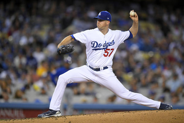 Dodgers place Alex Wood on disabled list with SC joint inflammation