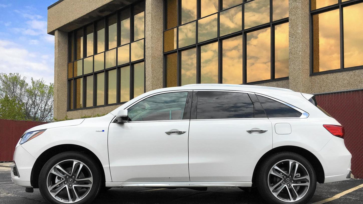 Acura Mdx 3 Rows Acura Mdx Is America S Best Selling Three