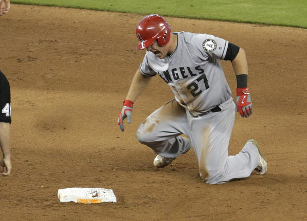 Loss of Mike Trout will be a difficult, but not impossible, task for the Angels to overcome