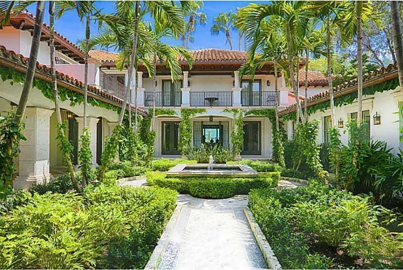 Most expensive homes in miami dade county sun sentinel for Best houses in miami