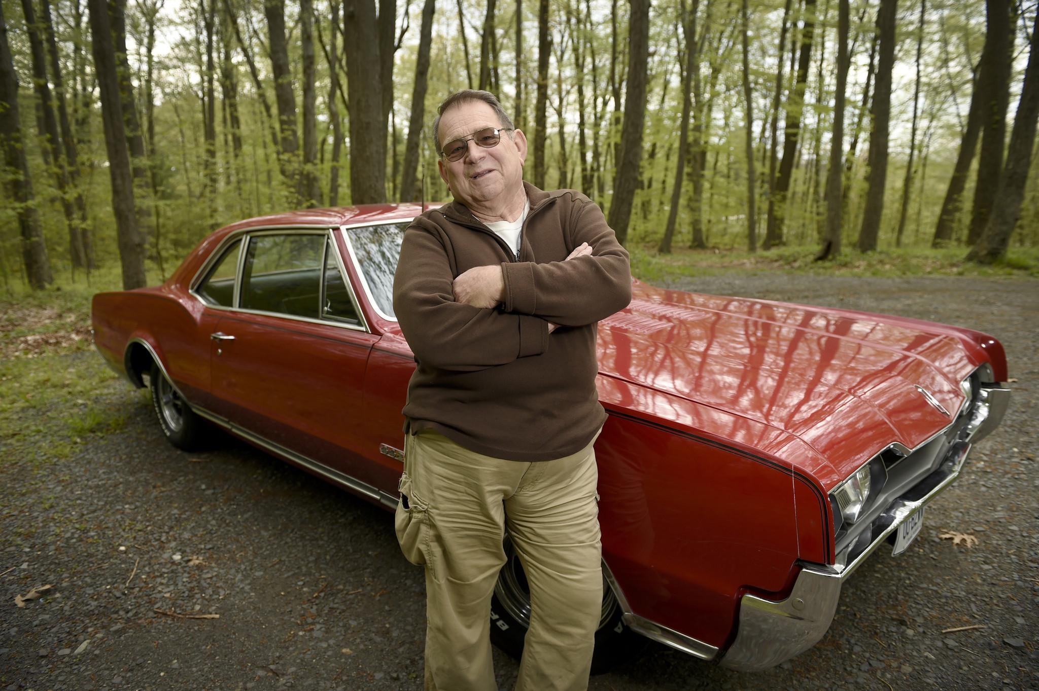 1967 oldsmobile 442 back with original owner in bristol hartford courant
