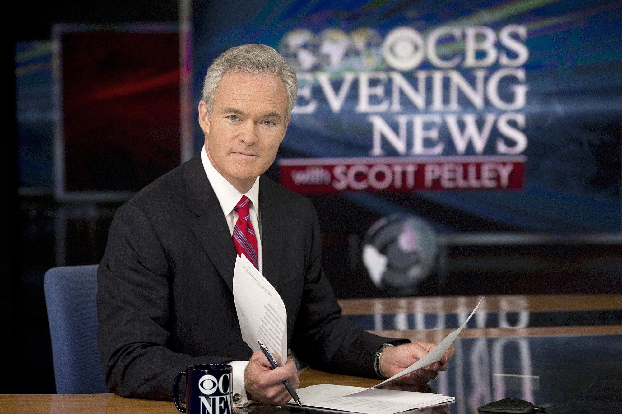 Scott Pelley said to be out at 'CBS Evening News' anchor desk - Baltimore Sun