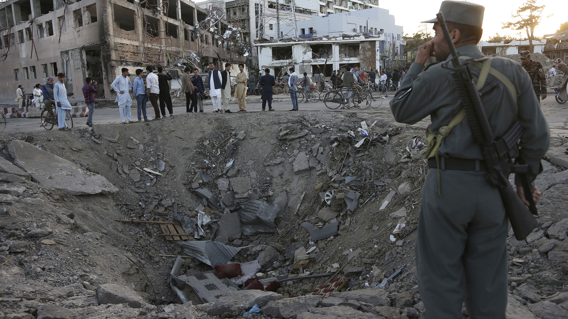 Latest and breaking news from Afghanistan, Kabul | Latest ...
