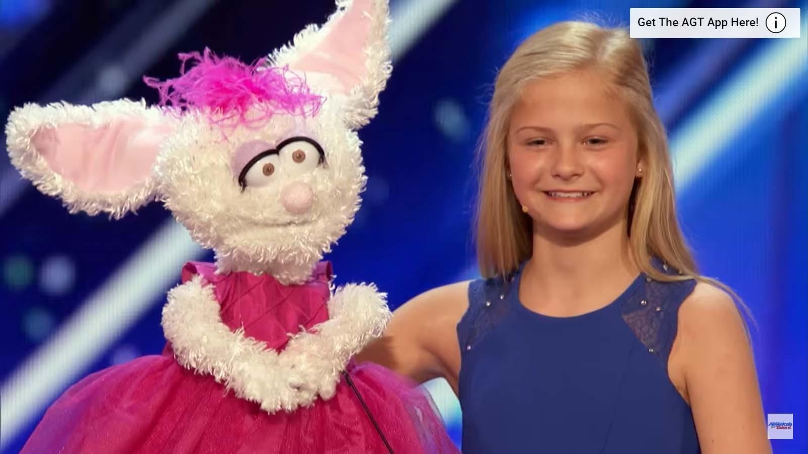 Singing tween ventriloquist from 'America's Got Talent' is ...