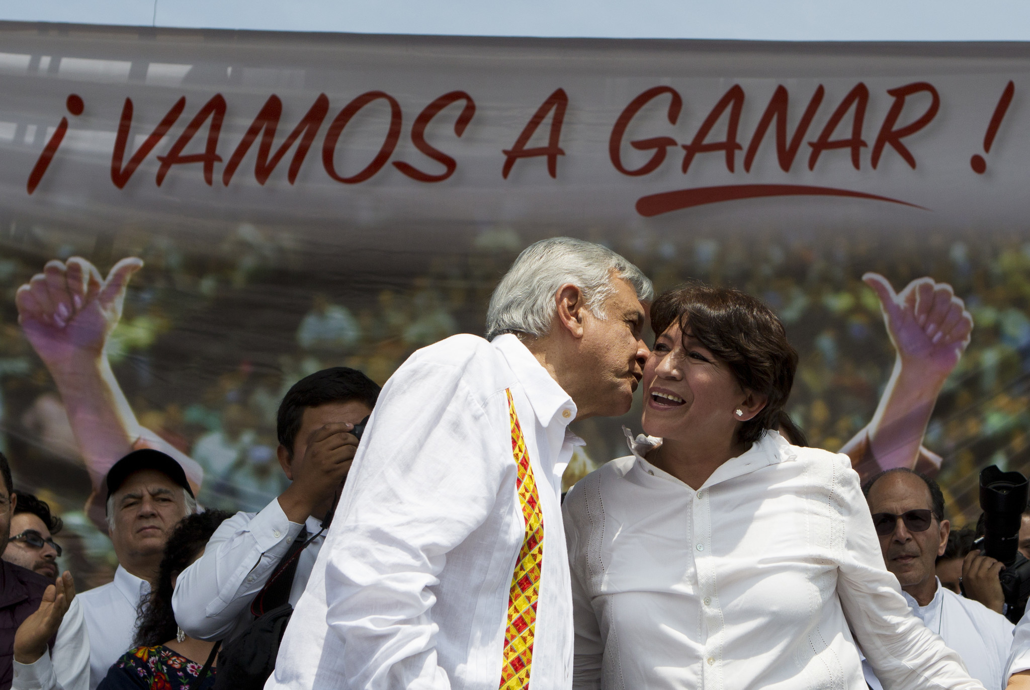 The Politician With The Most At Stake In Mexican Governors Race Isn