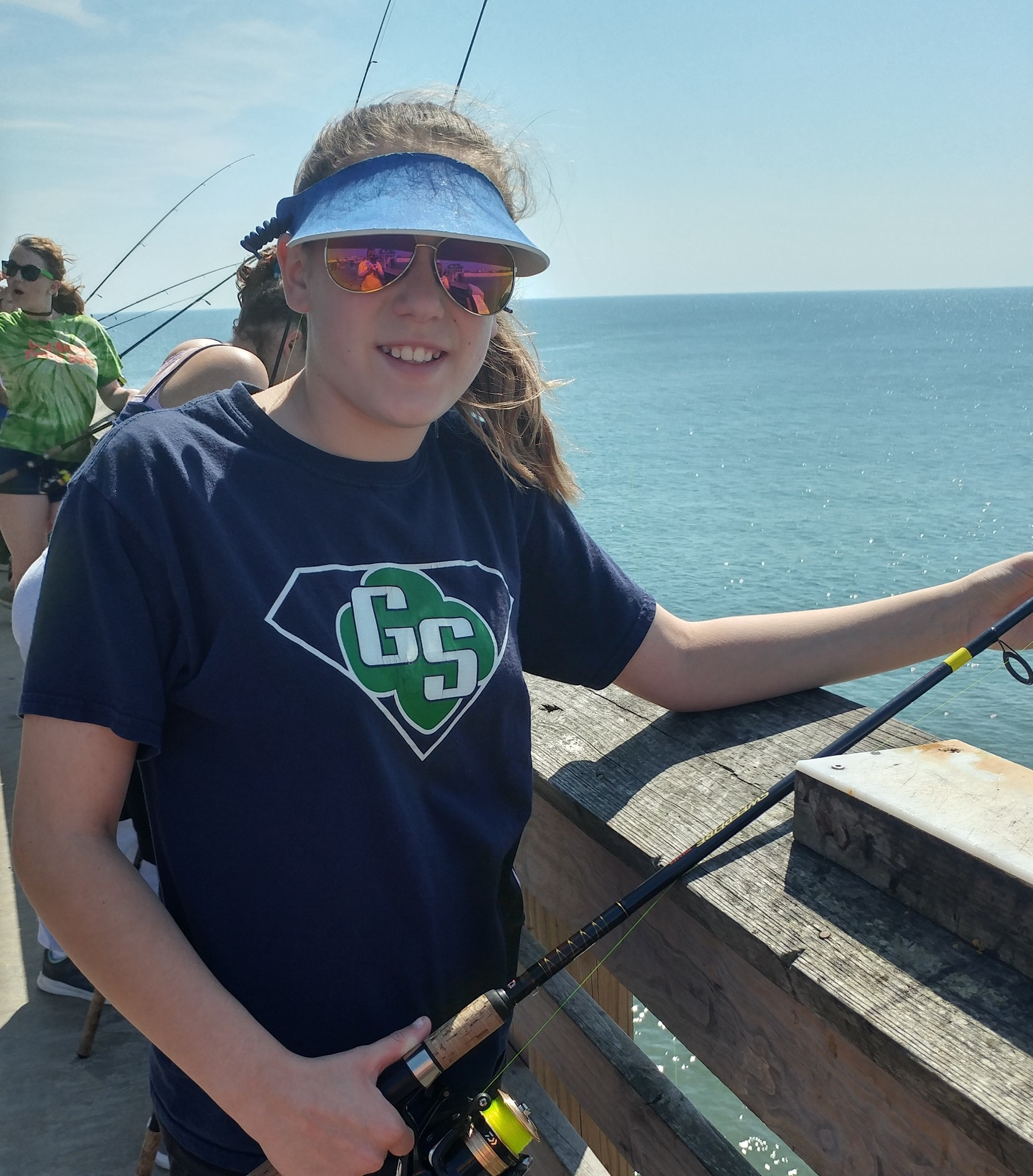 nags head girls Girl scouts attend stem fun day in nags head  engineering and math event at jennette's pier in nags head the day was designed to teach girls about marine life, ecosystems and energy through .