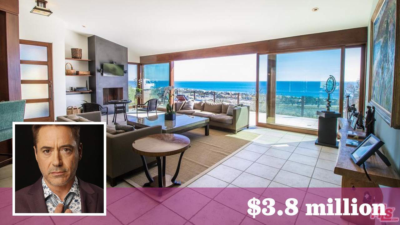 robert downey jr snaps up a new ocean view in malibu for 3 8 million la times. Black Bedroom Furniture Sets. Home Design Ideas