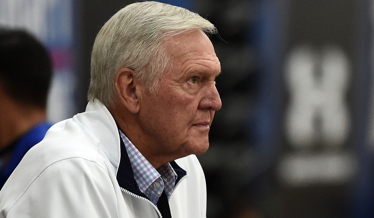 Jerry West has love for Lakers and would have loved to end his