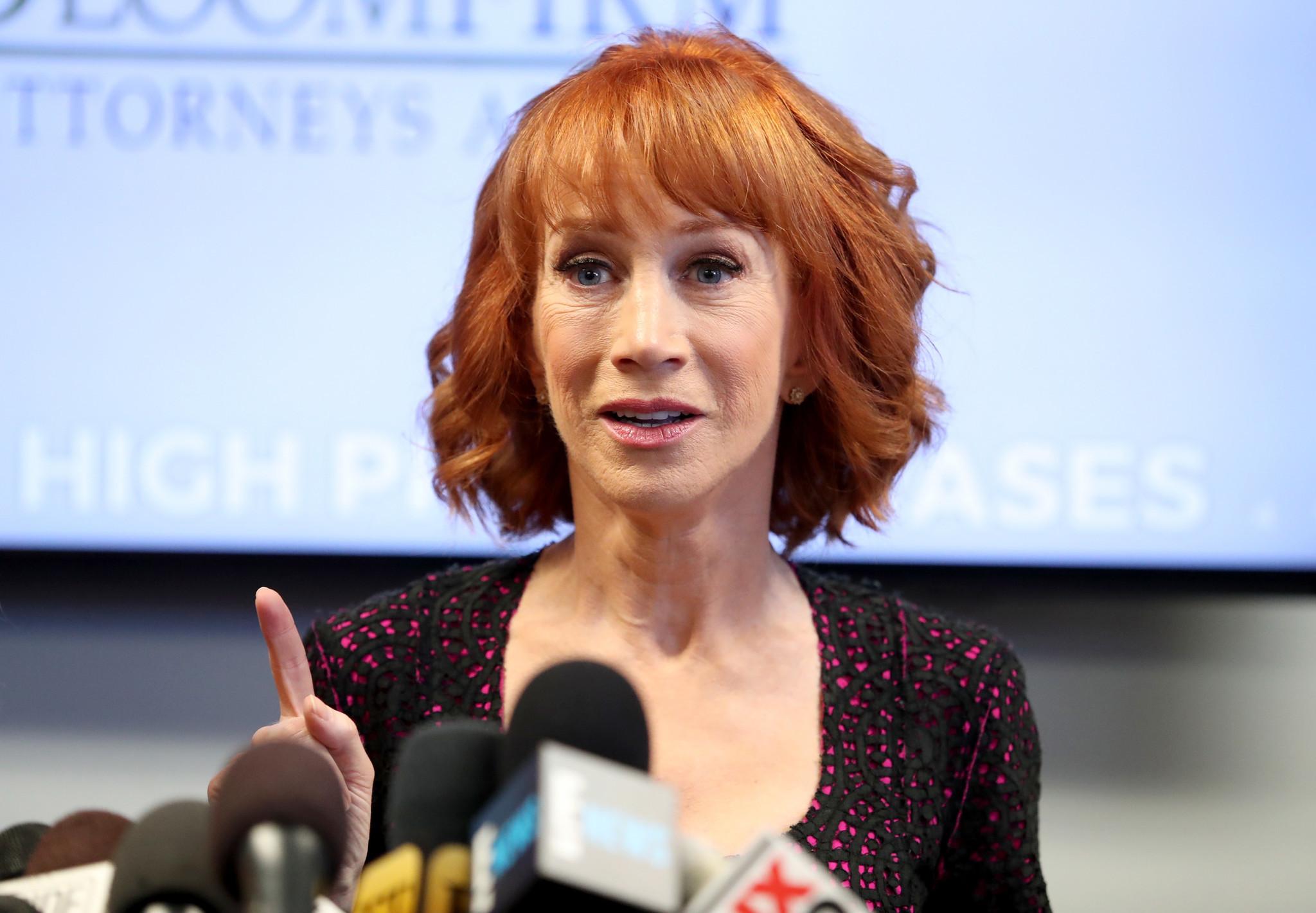 Amerikalı oyuncu Cathy Griffin hakkında bazı bilgiler