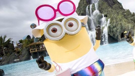 Image result for MEET THE NEW CHARACTERS FROM DESPICABLE ME 3 AT UNIVERSAL STUDIOS FLORIDA